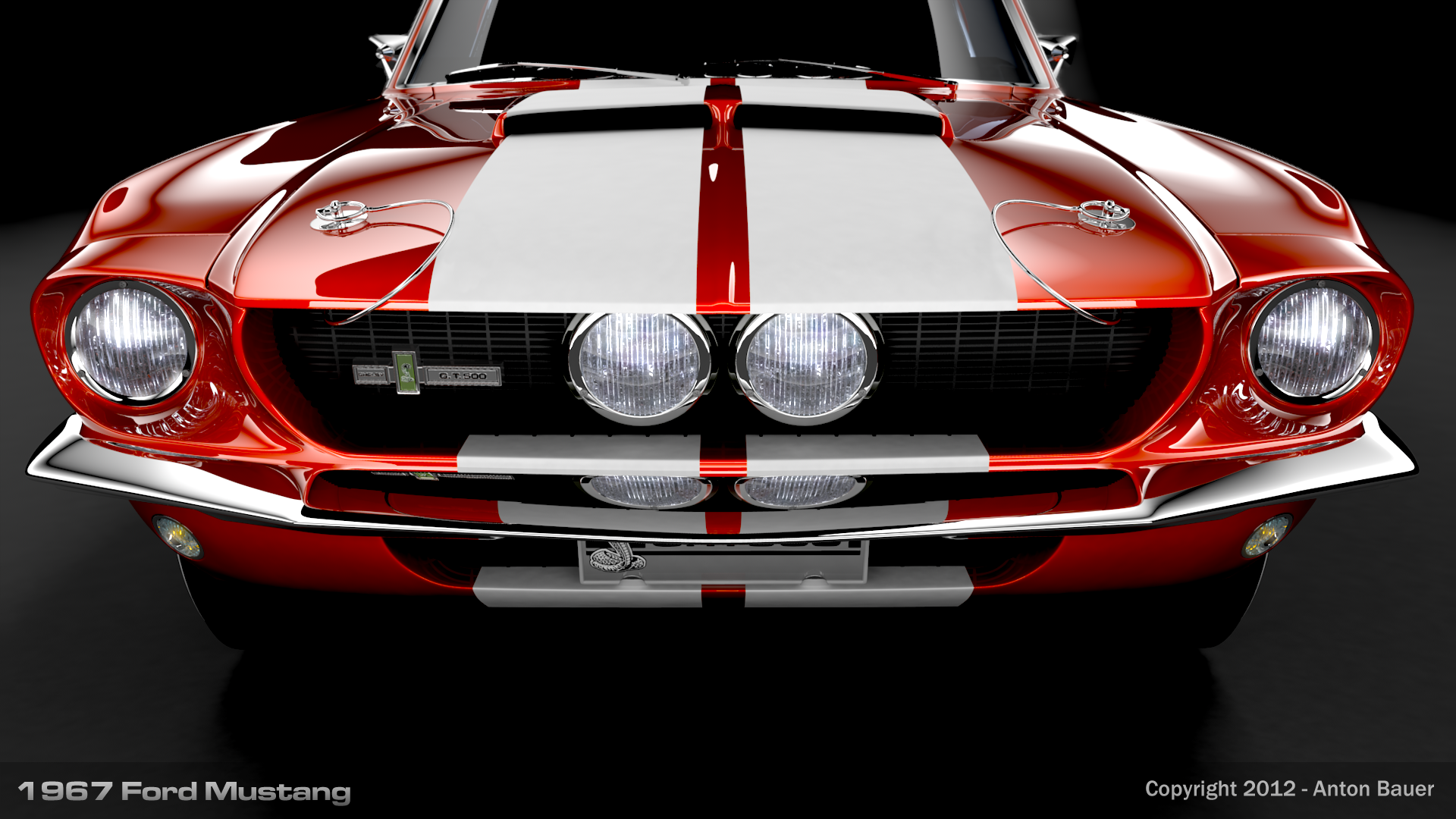 1967 shelby mustang gt500 eleanor wallpaper