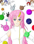 Lacus and the Haro Army