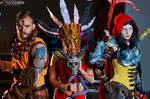 Diablo 3 cosplay