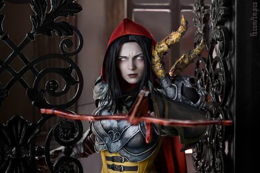 Diablo 3 Demon Hunter cosplay by me