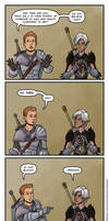 Dragon Age: Long Lost Sisters
