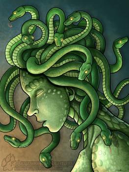 Medusa's Tear