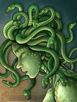 Medusa's Tear by Nightlyre
