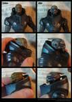 Mass Effect: Garrus Action Figure Repaint