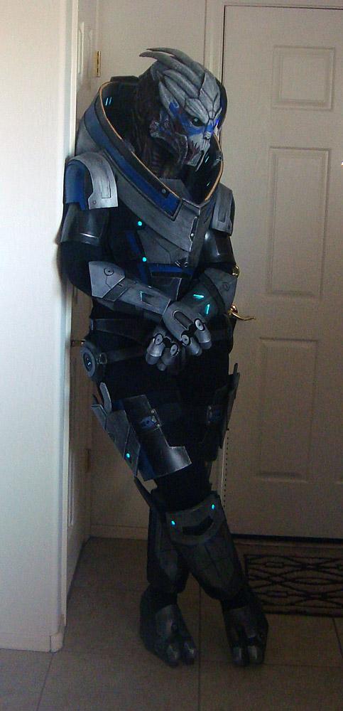 Mass Effect 3 Garrus Cosplay By Nightlyre On Deviantart