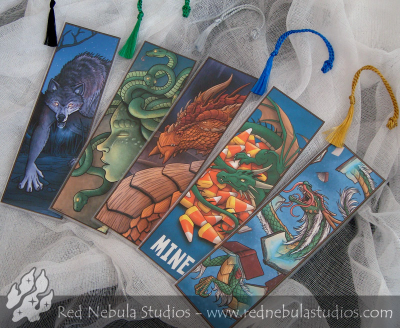 New Bookmarks by Nightlyre