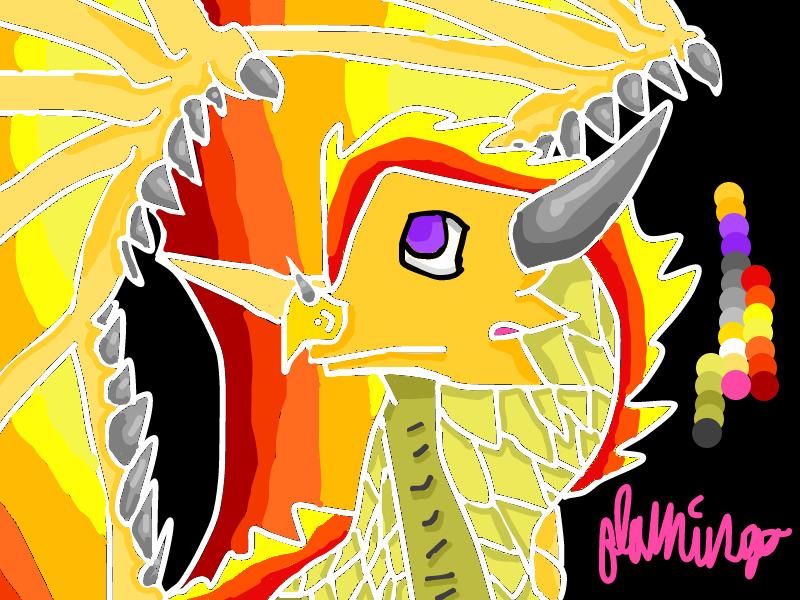 Ignite the Animus SandWing by FlamingGatorGirl