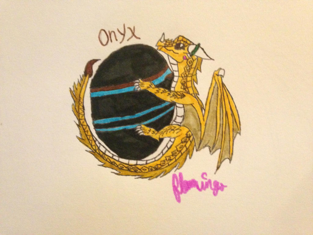 Onyx Completed by FlamingGatorGirl