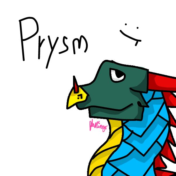 Drunk Prysm by FlamingGatorGirl