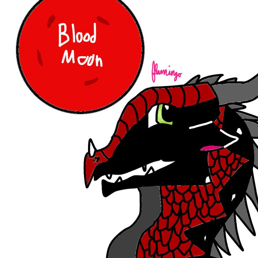 Blood Moon by FlamingGatorGirl