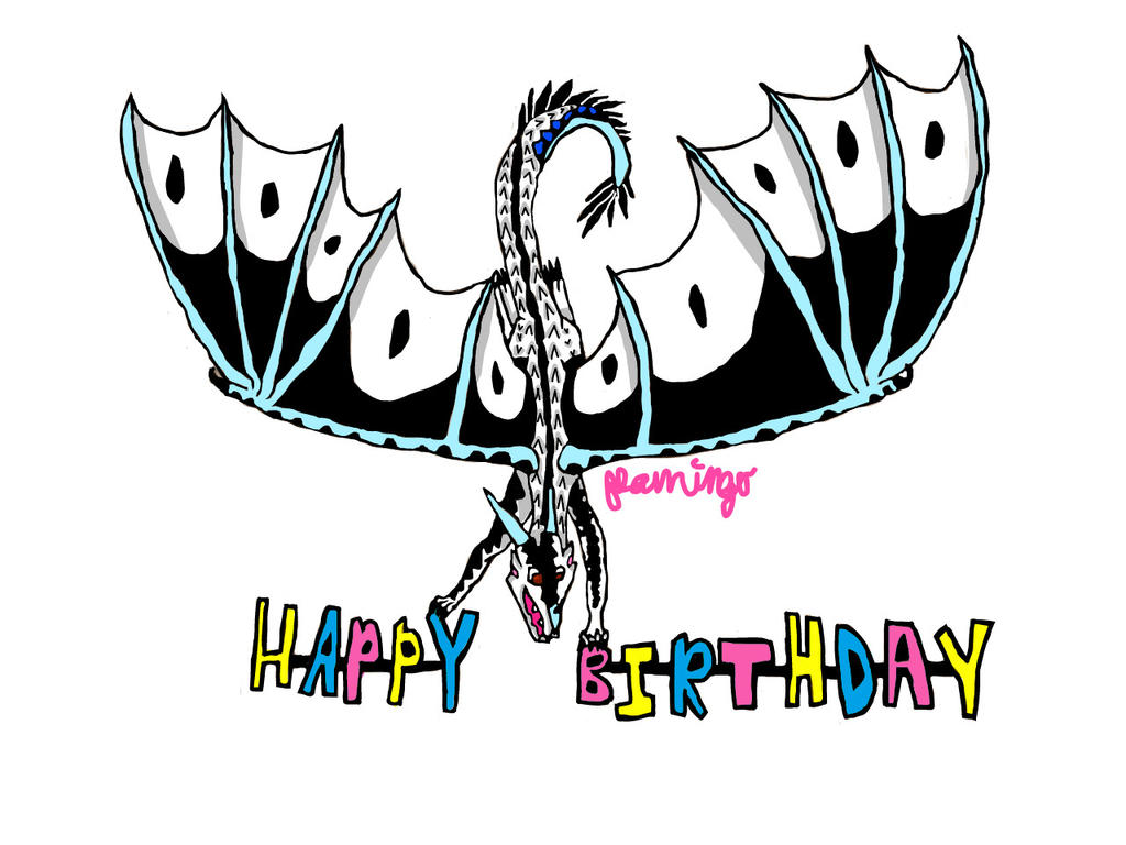 Friend's Birthday Gift by FlamingGatorGirl
