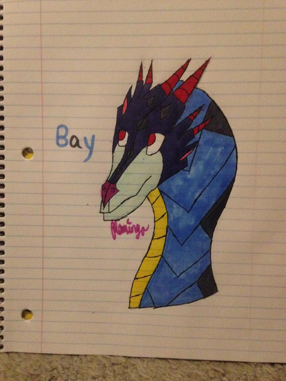 Bay Headshot by FlamingGatorGirl