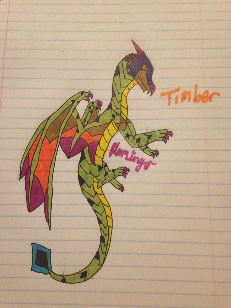 Timber Fullbody by FlamingGatorGirl