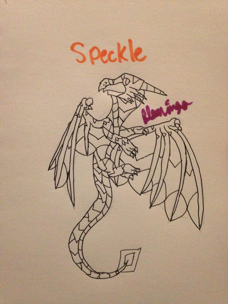 Princess Speckle WIP by FlamingGatorGirl