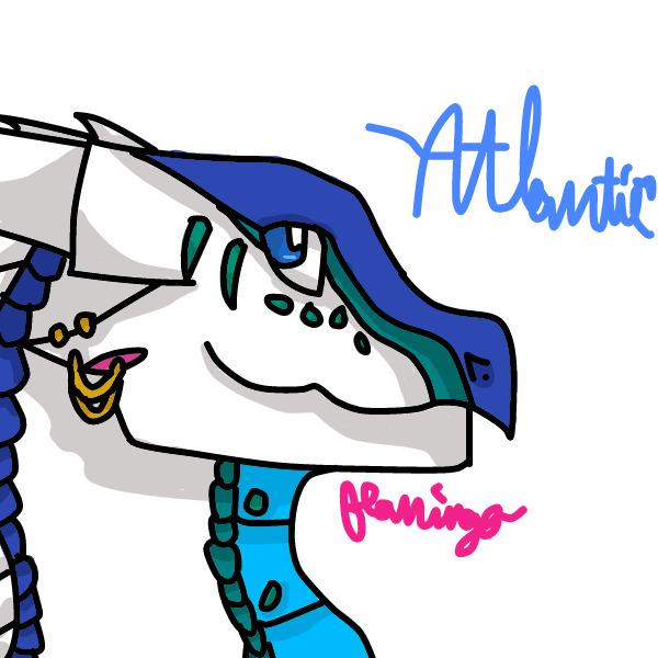 Atlantic prize by FlamingGatorGirl