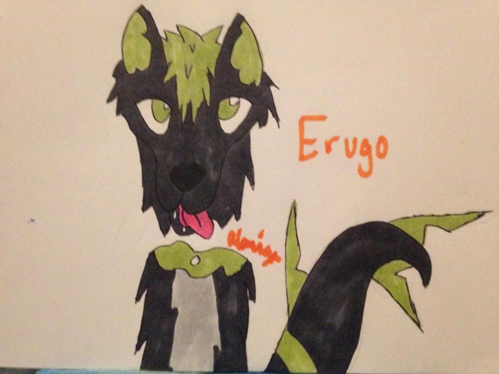 Erugo gift by FlamingGatorGirl