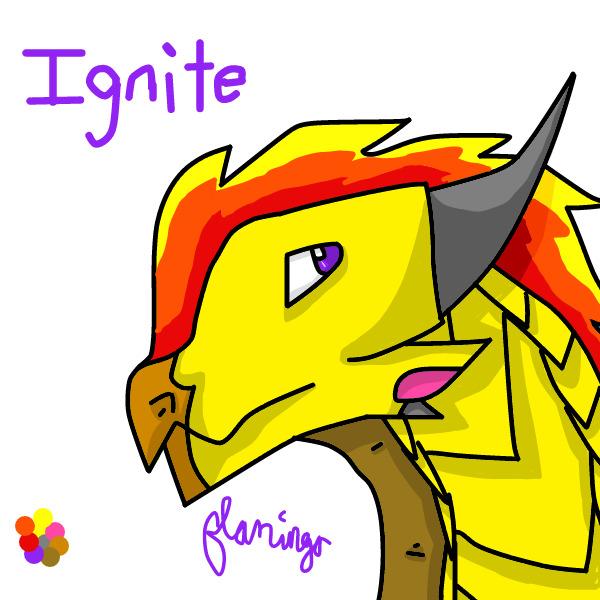 Ignite by FlamingGatorGirl