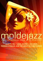 Moldejazz Festival Poster by jutul