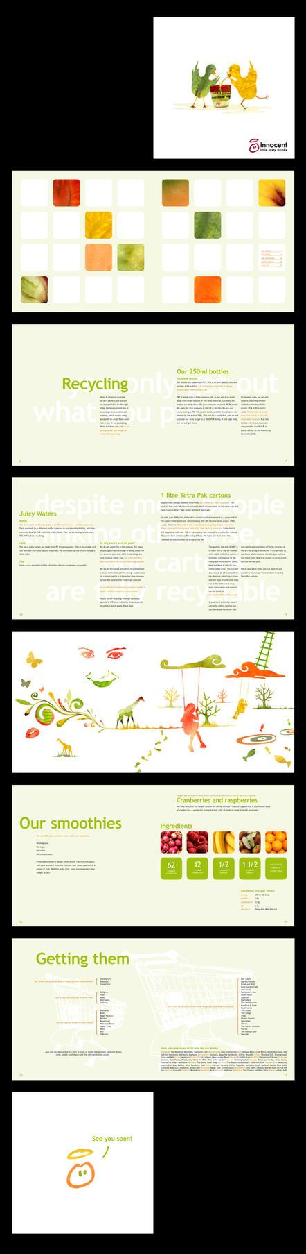 Innocent Brochure by jutul