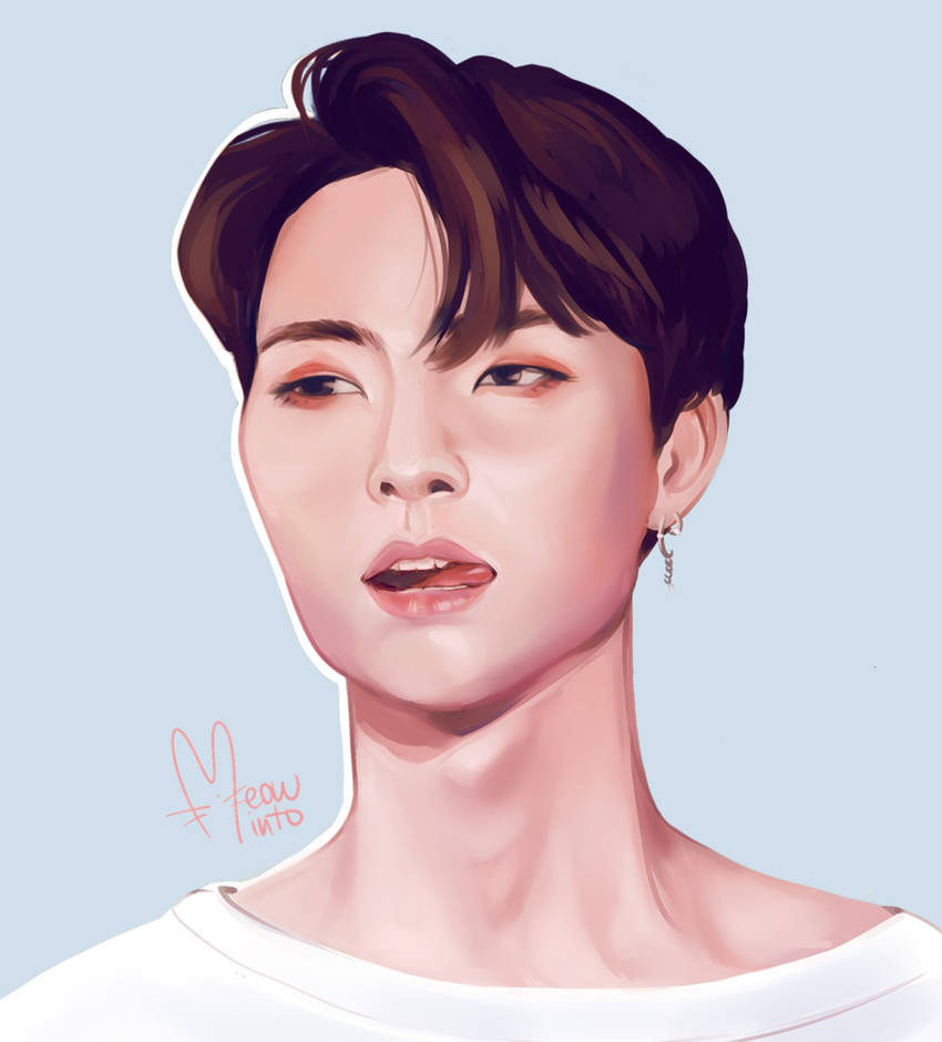 NCT127 Johnny by meowminto on DeviantArt