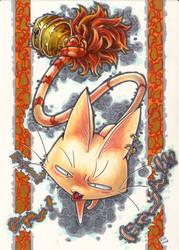 .NEKO.nhan. by Kyie-hamster
