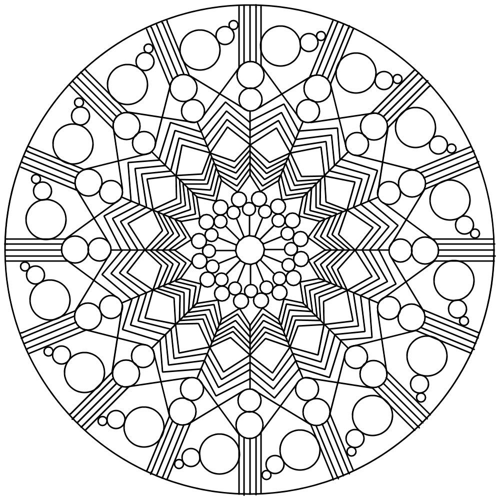 love mandala printable coloring pages - photo#19