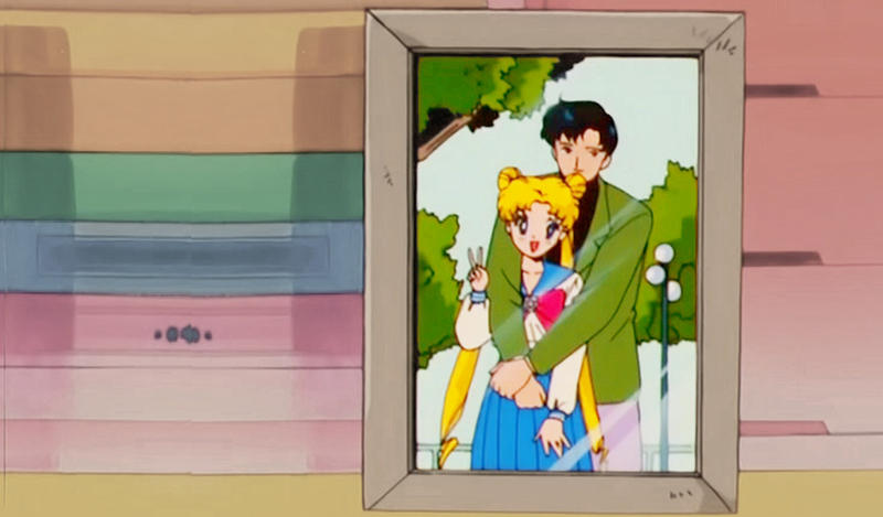 Usagi And Mamoru A Love Like No Other Usagi and Mamoru Deskt...