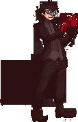 [P5]: Joker by ZioCorvid