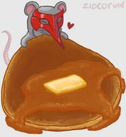 [P5]: Pancakes by ZioCorvid