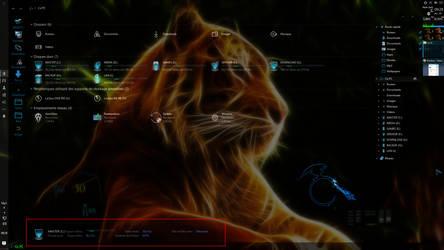 Windows 10 Desktop in March :) by Mykou