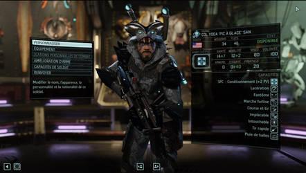 xcom 2 : my best badass ranger by Mykou