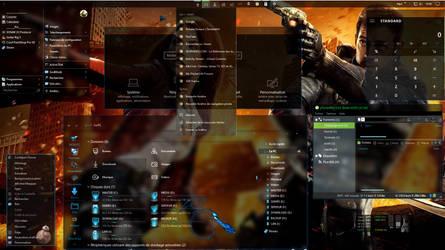 Windows 10 : the real Yoda San transparency :) by Mykou
