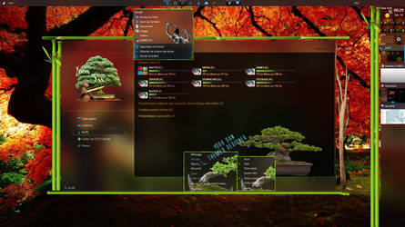Yoda Bamboo theme updated for build 1903