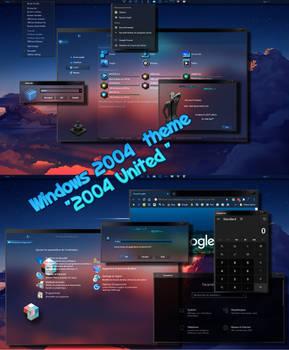 Windows 2004 theme  -2004 united