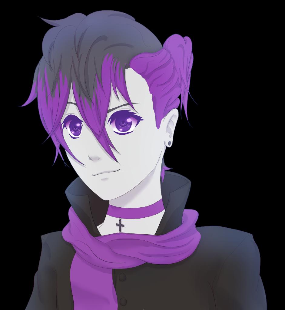 purpureus trashboy by Angel220200