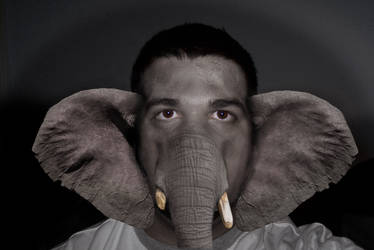 Final Elephant Man by Solracezz
