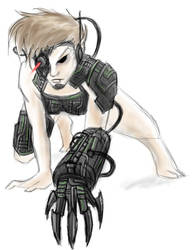 Beast Of Borg by tin-plated-dictator