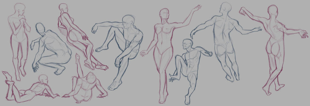 Anatomy Practice by tin-plated-dictator