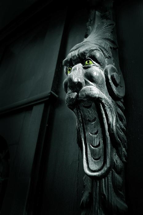 Guard by Ciril
