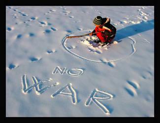 No war by Ciril
