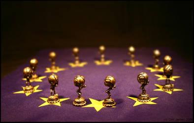 New stars by Ciril