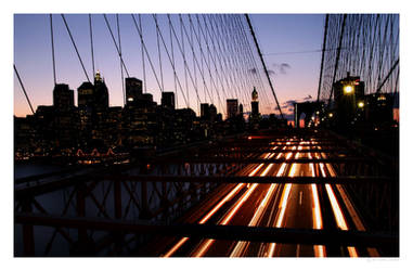 New York by Ciril
