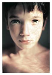 A boy by Ciril