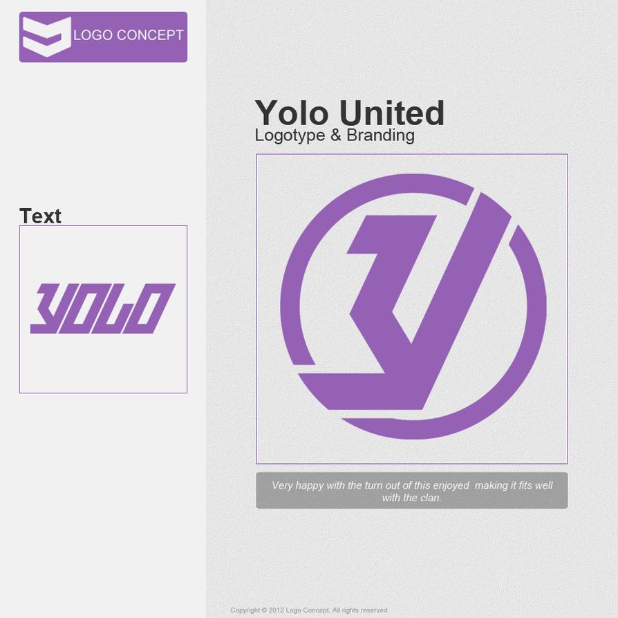 yolo united logo by logoconcept on deviantart