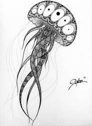 Jellyfish by Mrblcvk