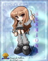 Magical Hermione Granger by magical-muffin