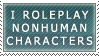 Nonhuman character stamp by UZL-2S