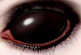 Demon eye by juliaofthenorth