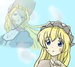 Cosette and Fantine