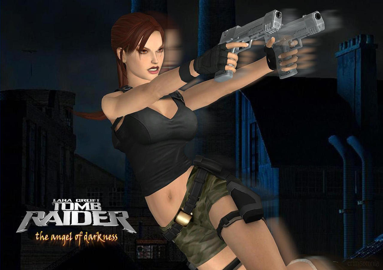 Tomb Raider: Angel of Darkness by crimsomnia